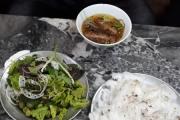 Bánh Cuốn chả Đinh Xuyên - Ẩm thực làng quê Việt