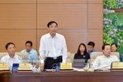 """Bộ trưởng Nguyễn Xuân Cường thừa nhận hàng loạt bất cập về """"tàu 67"""""""