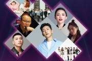 Tài tử Ji Chang Wook cùng Tóc Tiên, Noo Phước Thịnh trình diễn trong trong Đại nhạc hội hữu nghị Việt - Hàn 2019
