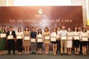 Chủ đầu tư SunBay Park Hotel & Resort Phan Rang trao 2.000 chỉ vàng tri ân