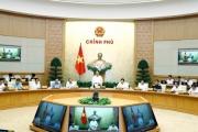 Thủ tướng chủ trì Phiên họp Chính phủ chuyên đề về xây dựng pháp luật