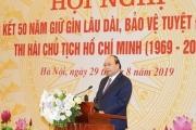 Thi hài Chủ tịch Hồ Chí Minh chưa thay đổi sau 50 năm gìn giữ