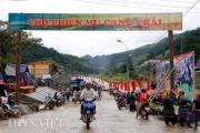 Yên Bái: La liệt đặc sản tại chợ phiên Mù Cang Chải