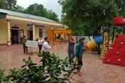 Trên 200 trường học ở Hà Tĩnh sẽ ngừng khai giảng vào ngày 5/9