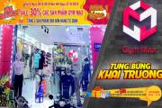 Gym Max - Thương hiệu thời trang thể thao lâu năm và uy tín nhất Việt Nam: Khai trương cửa hàng mới tại Thanh Hóa