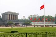 Quảng trường Ba Đình, bản hùng ca giữa mùa thu lịch sử