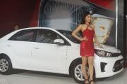 Quảng Nam: Thaco Trường Hải ra mắt xe Kia Soluto giá dưới 500 triệu đồng