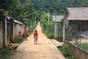 Mai Hịch có nhiều đổi thay sau 9 năm xây dựng nông thôn mới