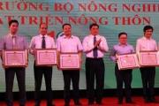 Tổng kết 10 năm thực hiện phong trào thi đua 'Cả nước chung sức xây dựng nông thôn mới'