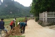 Lương Sơn đưa 100% xã cán đích nông thôn mới sau 10 năm