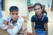 Công an tỉnh Quảng Nam bắt giữ thành công 2 hai đối tượng cướp giật