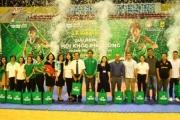 Gần 5000 học sinh tham gia giải bóng rổ Hội khỏe Phù đổng TP.HCM 2019