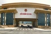 Hải quan cửa khẩu Chi Ma: Chú trọng quản lý công tác xuất nhập khẩu hàng hóa