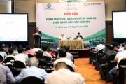Doanh nghiệp có vai trò quyết định trong chuỗi liên kết giá trị nông sản