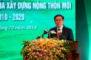 Phó Thủ tướng Vương Đình Huệ: Tập trung xây dựng NTM thôn bản