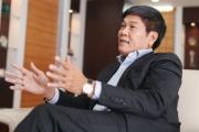 """Chủ tịch Tập đoàn Hòa Phát Trần Đình Long: """"Hãy cứ tin tôi"""""""