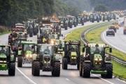 Hàng chục ngàn nông dân Hà Lan biểu tình