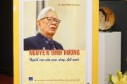 """Ra mắt cuốn sách """"Nguyễn Đình Hương - Người con của non sông, đất nước"""""""