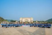 Kim Thiên Hoa ghé thăm đất nước Malaysia xinh đẹp