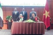 Thúc đẩy quan hệ thương mại, đầu tư giữa Việt Nam và UAE