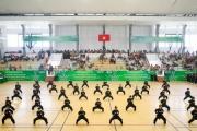 Hàng trăm học sinh Phú Yên tham gia hội thi thể dục và võ cổ truyền