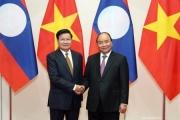 Thủ tướng Lào thăm Việt Nam: 2 điểm sáng trong quan hệ đặc biệt