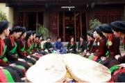 Công nhận 150 làng Quan họ thực hành