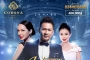 """Live concert """"Kiều"""" tại Corona Phú Quốc: Điểm hẹn tháng 10 dành cho giới doanh nhân"""