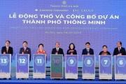 Động thổ dự án Thành phố thông minh tại Đông Anh, Hà Nội