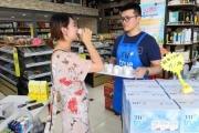 Lô sữa tươi sạch TH đầu tiên xuất sang Trung Quốc có gì đặc biệt?