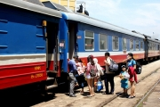 Ga Sài Gòn sắp mở bán gần 300.000 vé tàu Tết Canh Tý