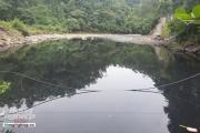 Công ty than Vàng Danh xả thải trái phép vào nguồn nước sinh hoạt