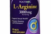 Cẩn trọng với thông tin quảng cáo thực phẩm bảo vệ sức khỏe Natrol L-Arginine 3000mg