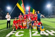 Giải bóng đá thanh niên xã Phú Cát - Quốc Oai: Giải mã sát thủ, sức mạnh của ông trùm
