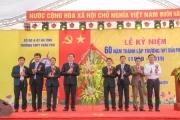 Hà Tĩnh: Trường THPT Trần Phú kỷ niệm 60 năm thành lập