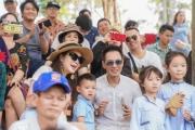 Dàn sao Việt 'đại náo' Vinpearl Land và Safari Phú Quốc
