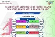 Giải bóng đá thanh niên xã Phú Cát - Quốc Oai: Ẩn số được hóa giải, lộ diện sát thủ