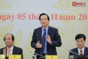 Bộ trưởng bộ LĐ-TB&XH: Đưa người Việt đi lao động nước ngoài đều đảm bảo minh bạch!