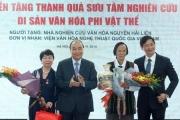 Thủ tướng Nguyễn Xuân Phúc: Đưa văn hóa trở thành di sản, tạo sinh kế cho người dân