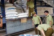 Hà Tĩnh: Thu giữ 5 tấn đường nhập lậu