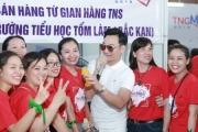 CBNV Tập đoàn TNG Holdings Vietnam gây quỹ xây trường học cho trẻ em vùng cao