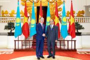 Tăng cường quan hệ hữu nghị truyền thống Việt Nam - Kazakhstan