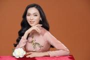 Ngắm nhìn vẻ trẻ trung, xinh đẹp của nữ sinh vừa lọt Top 10 Hoa khôi Thủ đô 2019