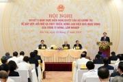 Thủ tướng chủ trì hội nghị sơ kết 5 năm thực hiện nghị quyết về các công ty nông lâm nghiệp