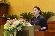 Chủ tịch Quốc hội: Hoạt động chất vấn được cử tri đánh giá cao
