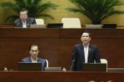 """Bộ trưởng Nguyễn Văn Thể: """"Không sân bay nào hiệu quả như Long Thành"""""""