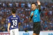 Trọng tài từng bắt ở V.League cầm còi trận Việt Nam & UAE