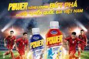 Vinamilk Power cùng các tuyển thủ Việt Nam trong mọi chiến thắng