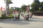 Quảng Bình: Ra mắt lực lượng phản ứng nhanh trấn áp tội phạm