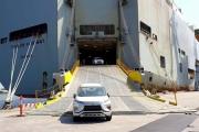 Nhập khẩu ô tô tăng mạnh, kim ngạch gấp đôi năm 2018